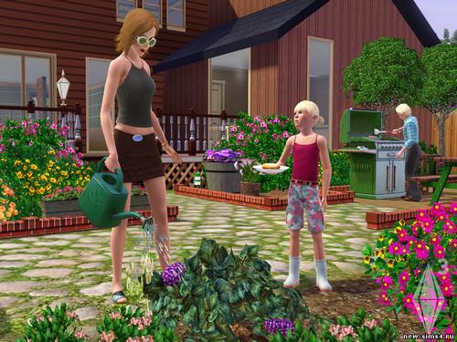 Sims 3 для Mac OS