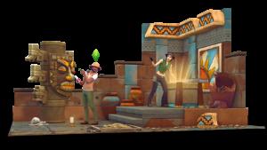 The Sims 4 Приключение в джунглях уже здесь